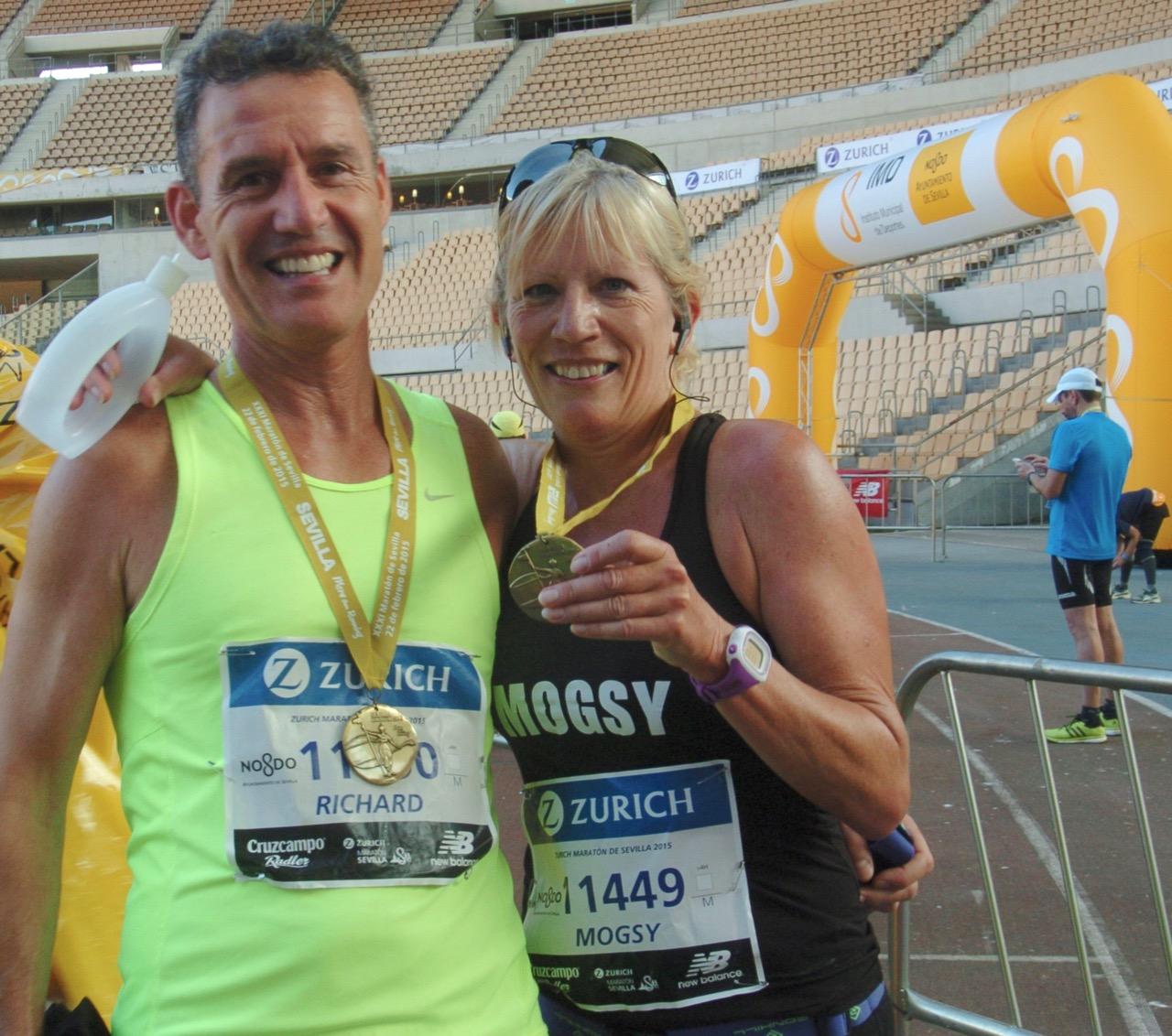 Seville Marathon race review