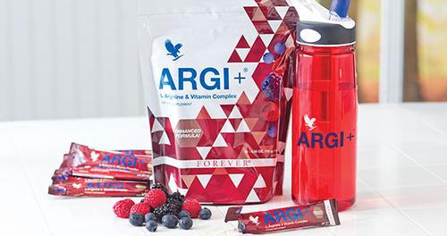 Nutrition Sport Fitness - Argi +