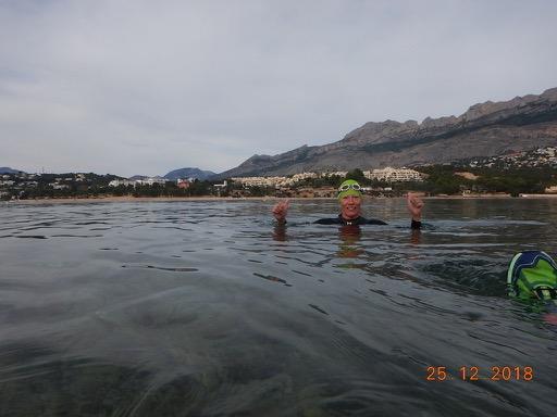 swimrun training