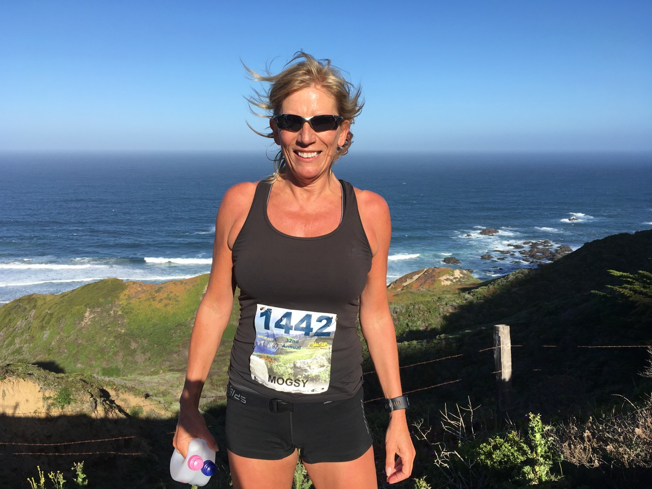 Big Sur Marathon race review