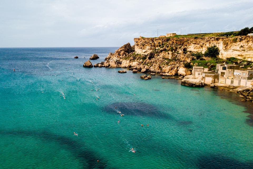 Swimrun Malta