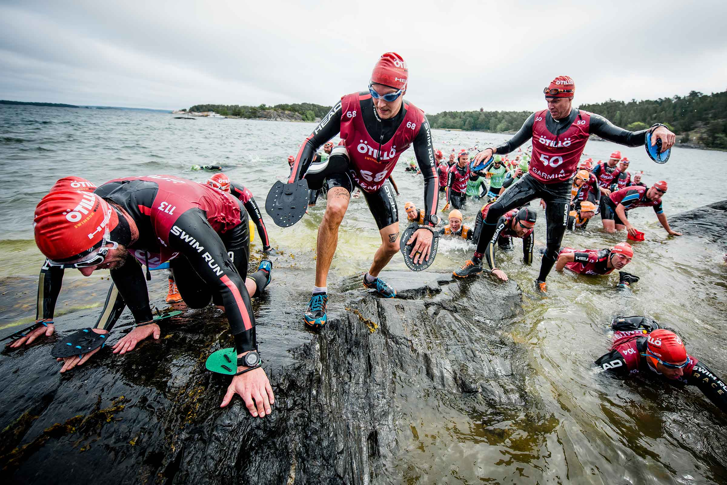 what is swimrun