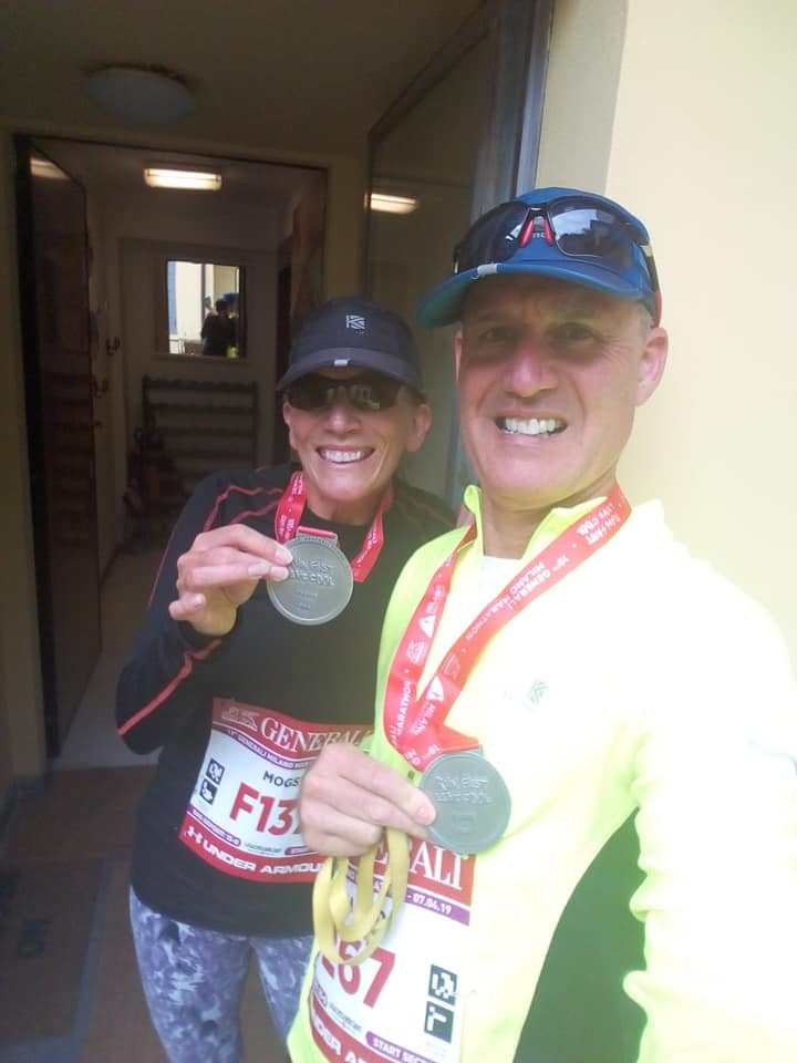 Milan marathon race review